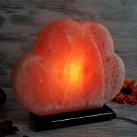 """Солевая лампа """"Биение сердец"""" 2-4 кг из гималайской соли"""
