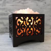 Соляной светильник Камин №3 4-5 кг