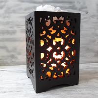Соляной светильник Камин № 4 4-5 кг